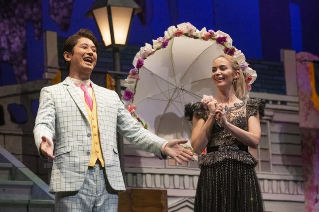画像: 谷原章介、2人のメリー・ポピンズにメロメロ! 平原綾香の「ツンデレぶりにやられる」、来日女優に「たまらない」