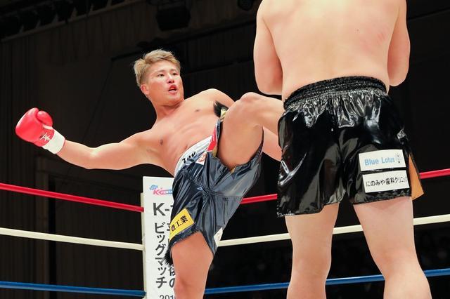 画像: クルーザー級トーナメント開幕。杉本とK-Jeeが準決勝進出【1・26 Krush】