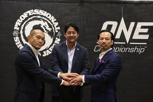 画像: 修斗とONE提携で「VTJ」復活? ONEファイター登場も!?