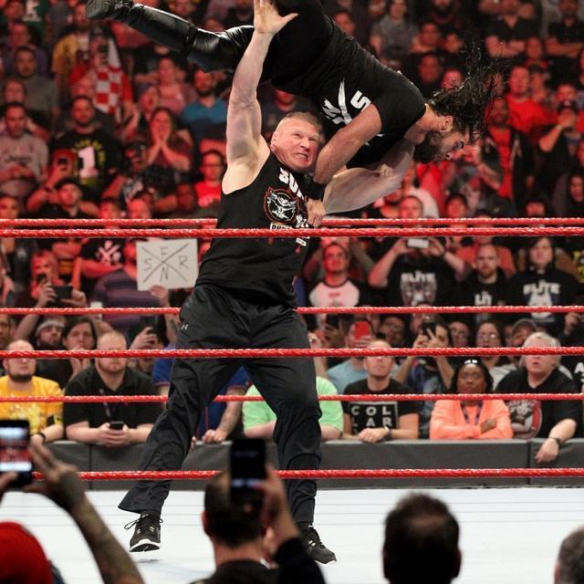 画像: 「レッスルマニア35」で王者レスナーにロリンズが挑戦【1・28 WWE】