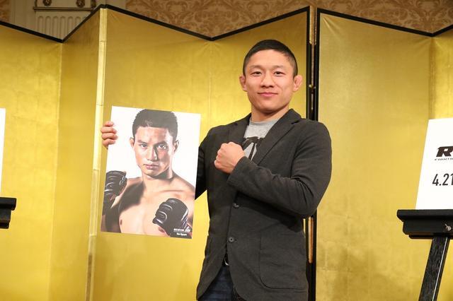画像: 堀口恭司が元UFCファイターと対戦。朝倉海vs佐々木憂流迦も決定【4・21 RIZIN.15】