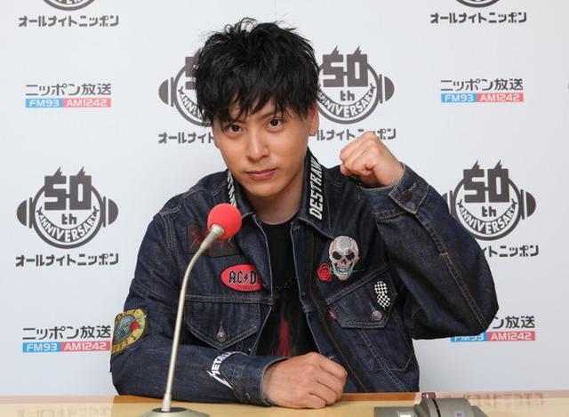 画像: 三代目山下が釣り語る「フィッシングナイトニッポン」8日放送の「オールナイトニッポン」