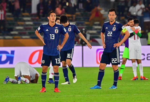 画像: サッカーアジア杯 日本は準優勝も決勝ではカタールに完敗