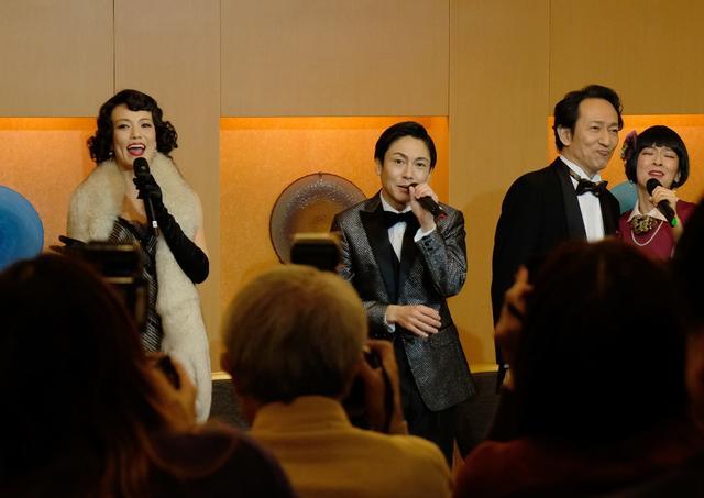 画像: 屋良朝幸、コール・ポーターを歌う「経験してきた中で一番難しい!」