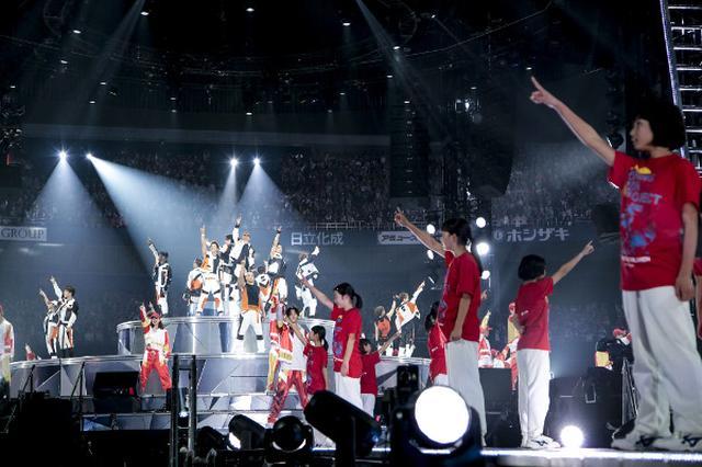 画像: EXILE、ツアー最終地の大阪で広島の子どもたちと「Rising Sun」