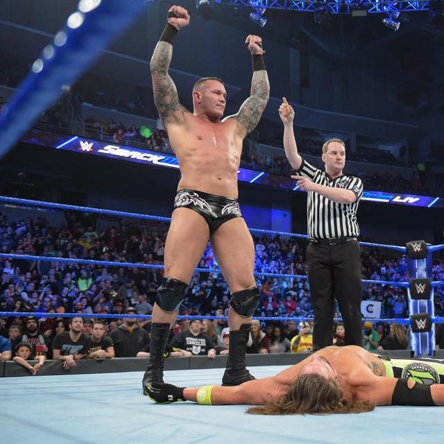 画像: オートンがエリミネーション・チェンバー戦最終入場の権利獲得【2・12 WWE】