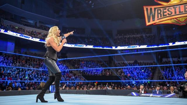 画像: レッスルマニアに代打出場のシャーロットが「これは運命」【2・12 WWE】