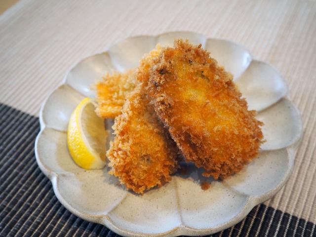 画像: 海のうまみを堪能! 牡蠣フライ【午前0時に揚げてみた】