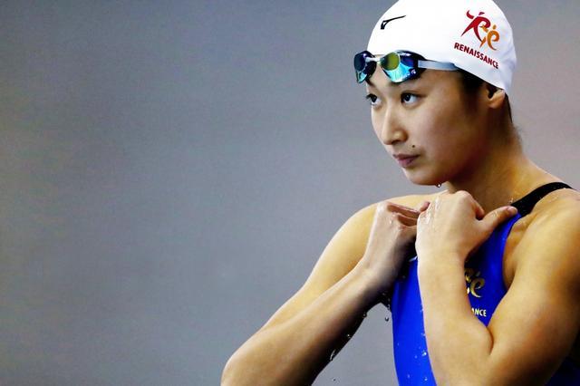 画像: 競泳 池江璃花子 『挑む』【アフロスポーツ プロの瞬撮】