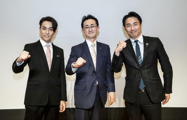画像: EXILE TETSUYAがスポーツ指導者らに「夢」語る !