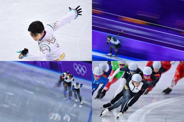 画像: 平昌オリンピック・歓喜のジャンプ【アフロスポーツ プロの瞬撮】