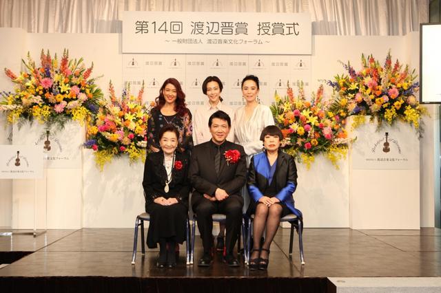 画像: 別所哲也、優れたプロデューサーを表彰する渡辺晋賞を受賞