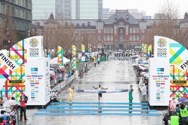 画像: 【東京マラソン2019】男子はレゲセが優勝! 日本人トップは堀尾謙介