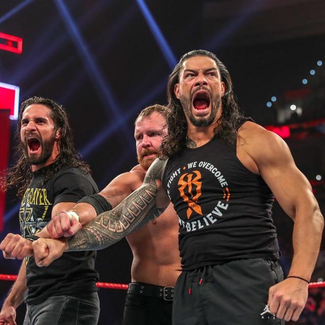 画像: ザ・シールド再結成!白血病から復帰のレインズが3・10「ファストレーン」参戦【3・4 WWE】