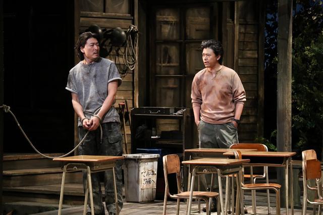 画像: 森田剛×岩松了の新作舞台『空ばかり見ていた』で描かれるのは「内戦下の恋愛」