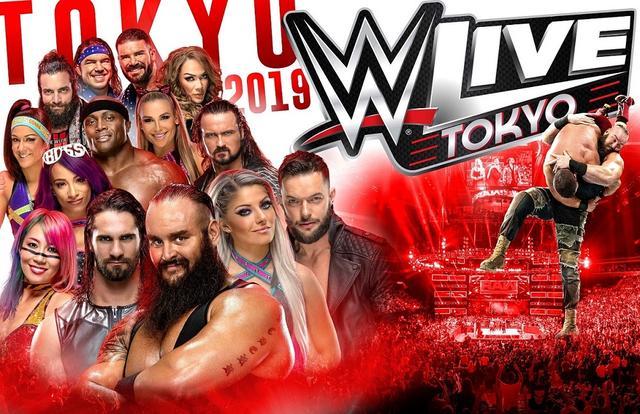 画像: WWEの日本公演「WWE Live Tokyo」が6月28、29日に両国国技館で開催
