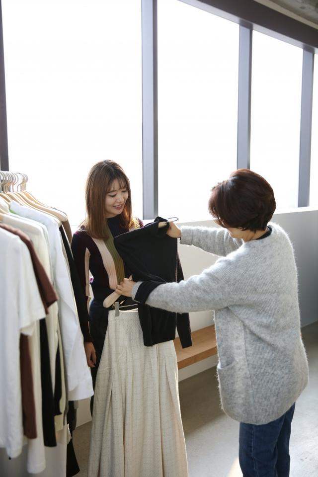 画像: 【FRONT LINE in 韓国】オフィスコーデもお任せのファッションブランド「DIGUE」