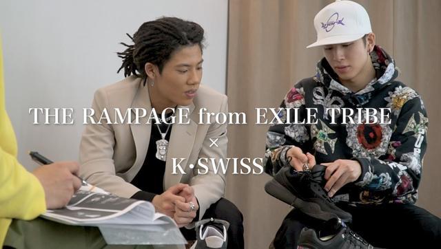 画像: TOKYO HEADLINE MAKING【THE RAMPAGE from EXILE TRIBE×K・SWISS The best Kicks by R×K Project】