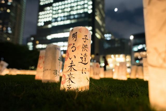 画像: 東北と東京の学生たちがキャンドルの灯りで被災地の思いを伝える/3月11日(月)の東京イベント