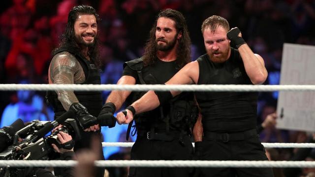 画像: レインズが白血病から復帰! ザ・シールドが激戦制す【3・10 WWE】