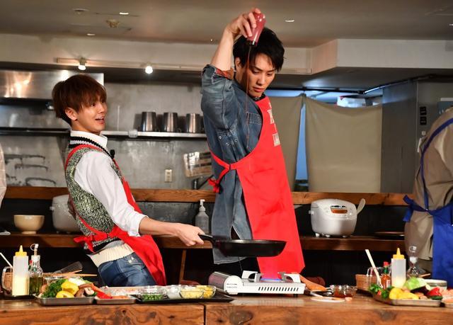 画像: 片寄涼太、鈴木伸之らが料理対決に挑むも、平野レミから容赦のないダメ出し!