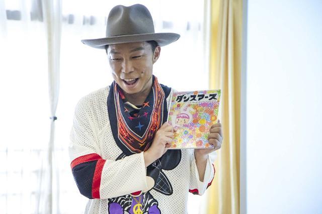 画像: EXILE ÜSAが保育園に絵本寄贈、自ら読み聞かせも