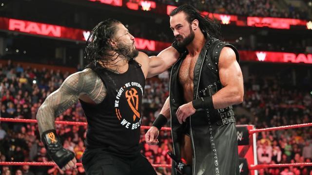 画像: レッスルマニアでレインズvsマッキンタイアが決定【3・25 WWE】