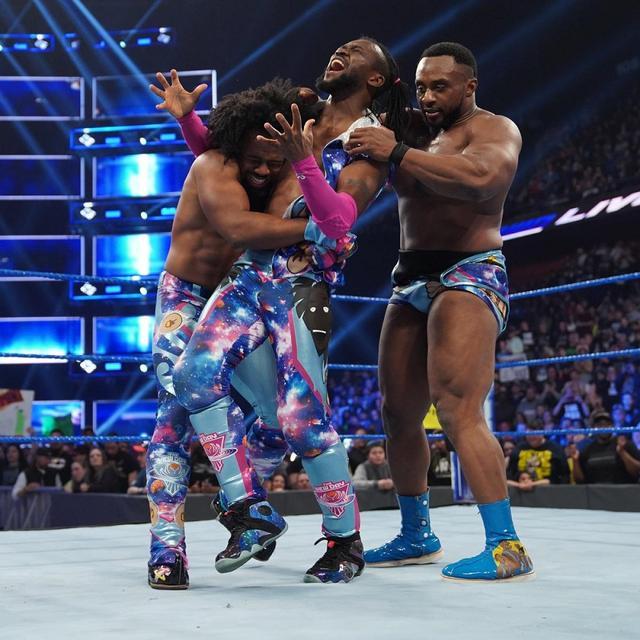 画像: 仲間の頑張りでキングストンがWWE王座挑戦権獲得【3・26 WWE】