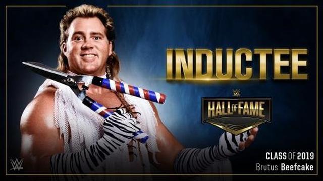 画像: ブルータス・ビーフケーキが2019年のWWE殿堂入り【4・1 WWE】