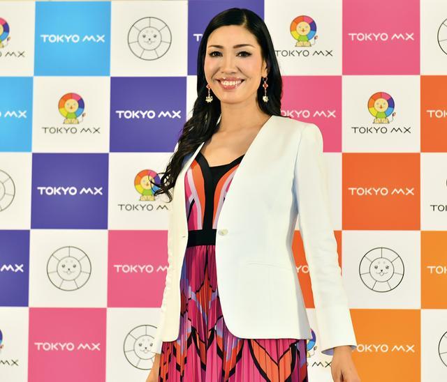 画像: TOKYO MXが日曜の昼に新たな情報番組『日曜はカラフル!!』MCにアンミカ、アシスタントに田中大貴アナ