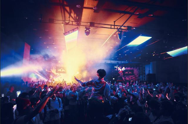 画像: あなたに翼を授けるフェスティバル「RED BULL MUSIC FESTIVAL TOKYO」