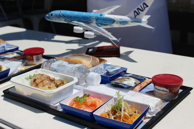 画像: ANA×billsのコラボ機内食が実現! 5月から東京発ホノルル線で登場