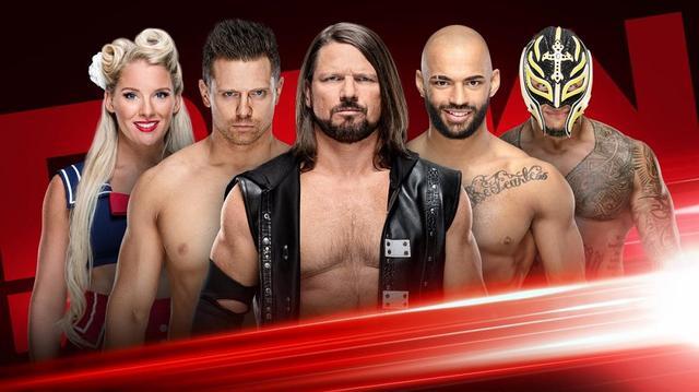 画像: スーパースター・シェイクアップでAJスタイルズがロウに移籍【4・15 WWE】