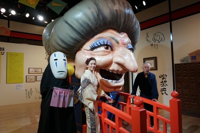 """画像: 「湯婆婆は働く女性。""""女版・鈴木敏夫""""」夏木マリ、宮崎駿監督からのアドバイスを語る"""