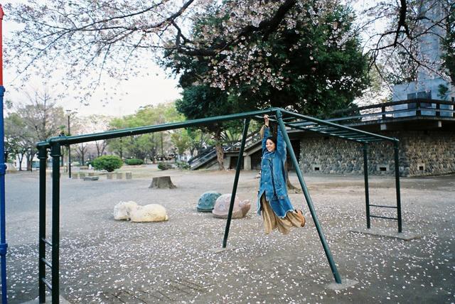 画像: Dream Ayaのフォトコラム【フォトバイアヤ】第34回「Shizukaちゃんとお花見」
