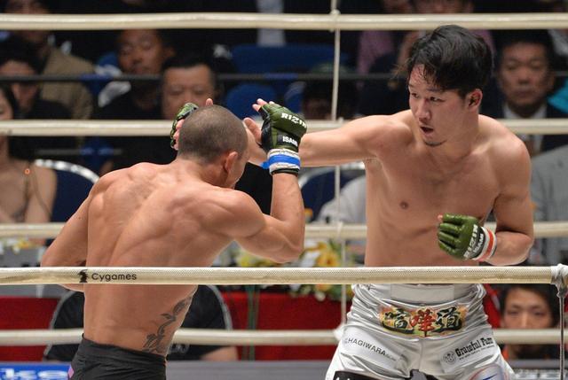 画像: 朝倉未来がライト級をやめて68kgでのトーナメント開催を提案【4・21 RIZIN】