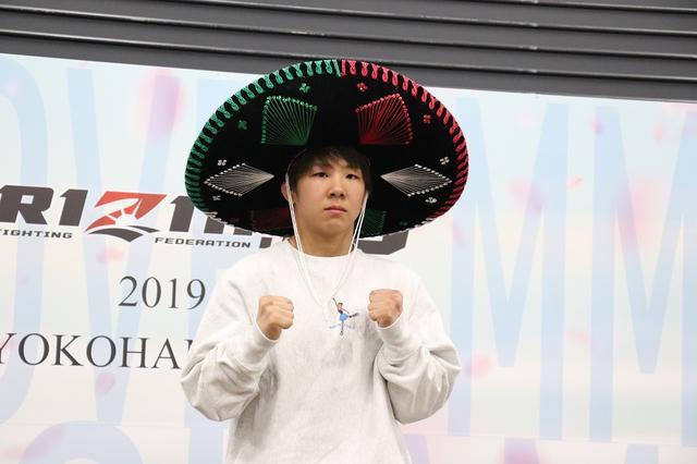画像: 緊急参戦の村田夏南子が実力差見せつけ一本勝ち【4・21 RIZIN】