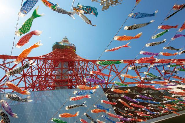 画像: 2019年のGWは東京タワーで楽しもう!