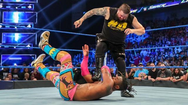 画像: ビッグOがキングストンに造反。新ニュー・デイ崩壊【4・23 WWE】