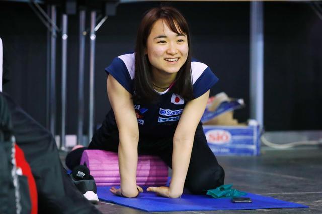画像: 世界卓球 伊藤美誠【アフロスポーツ プロの瞬撮】