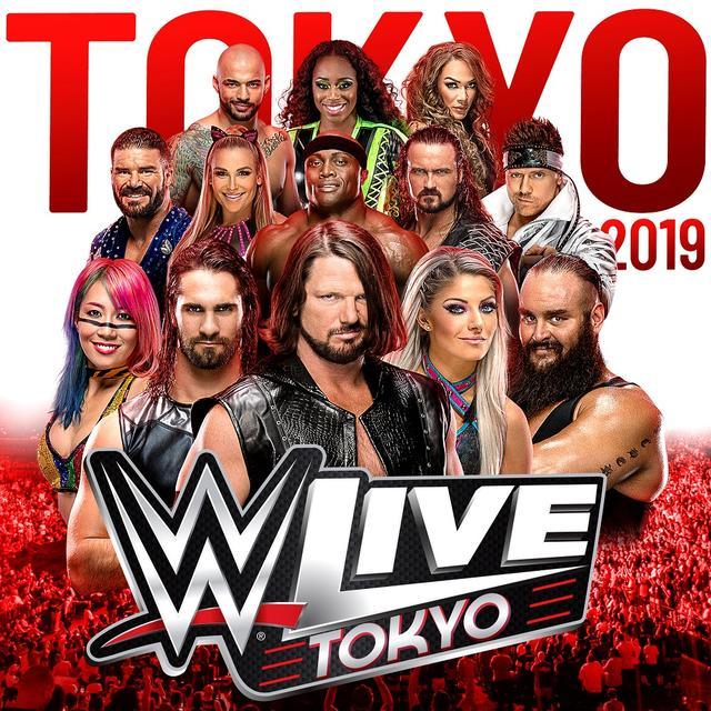 画像: WWEの日本公演にAJスタイルズ、ザ・ミズ、リコシェ、ナオミが参戦
