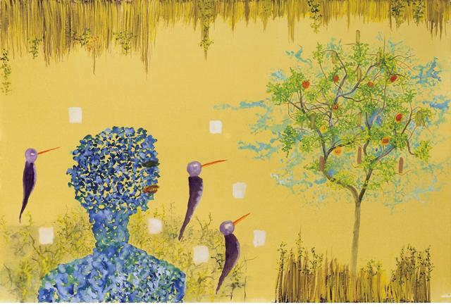 画像: 春のお出かけにおすすめ! 人気エリアのアート展『ジョン・ルーリー展 Walk this way』