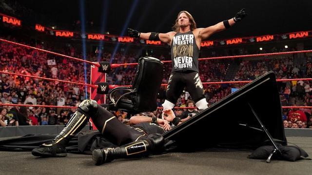 画像: AJスタイルズ「王座獲得がロウに移籍した理由」と王座奪取を宣言【4・29 WWE】