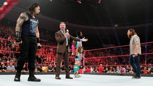 画像: ビンスの強権発動でレッスルマニア・リマッチが実現【5・6 WWE】