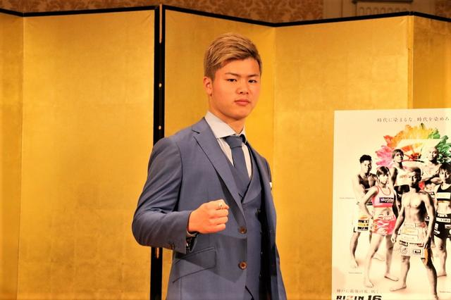 画像: 那須川天心の対戦相手がISKAフェザー級王者フェラージに決定【6・2 RIZIN】