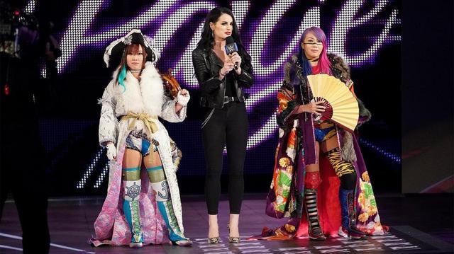 画像: アスカ&カイリがタッグ王座へ向け次週マンディ&ソーニャと対戦【5・7 WWE】