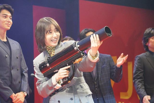 画像: 長澤まさみは「焼き奉行」、東出昌大は中国語でネタバレ?『コンフィデンスマン JP』香港ロケ話で爆笑