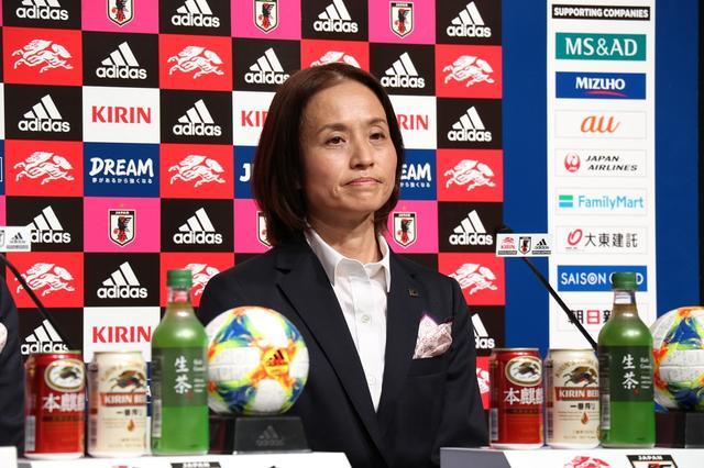 画像: W杯メンバー発表の高倉監督「優勝は目指さない限り手に入れることはできない」