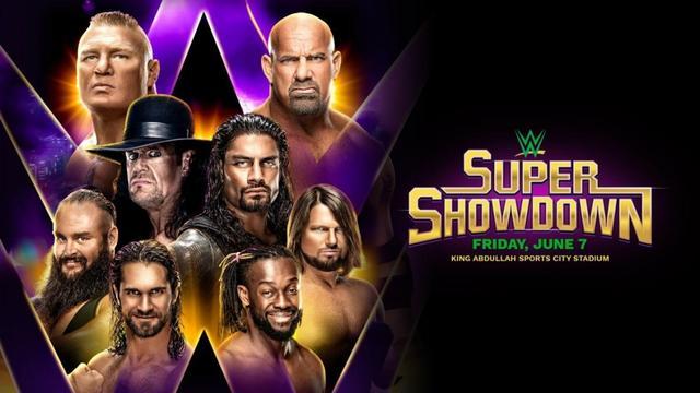 画像: サウジアラビアでアンダーテイカーvsゴールドバーグ【6・7 WWE】
