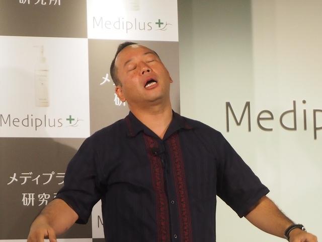 画像: バイきんぐ小峠のストレスの原因は相方・西村?